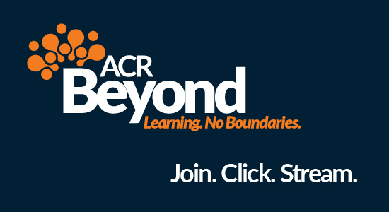 ACR Beyond online education