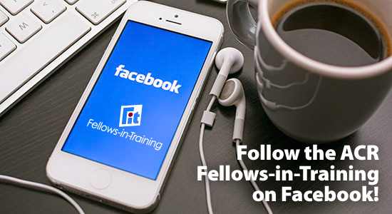 ACR Fellows in Training on Facebook