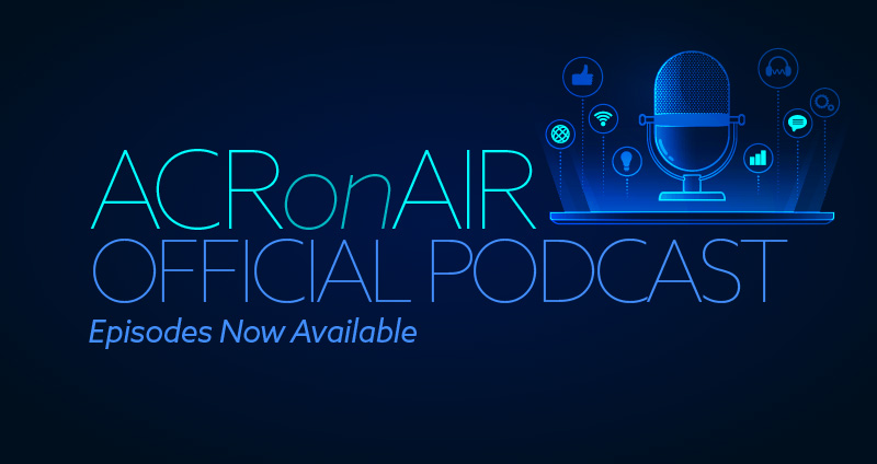 listen to ACR On Air podcast