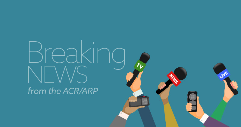 See ACR Breaking News