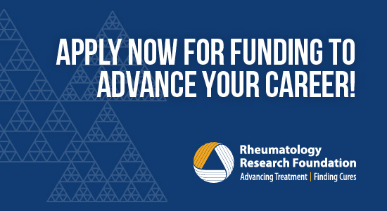 Apply for funding to advance your career