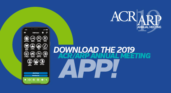 ACR/ARHP Annual Meeting app