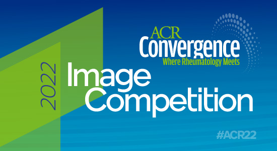 ACR Convergence Image Competition Call for Images
