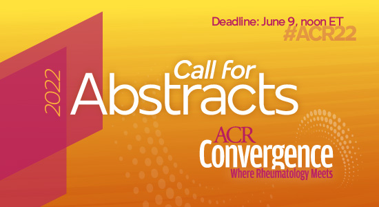 Call for ACR Convergence 2021 Abstracts