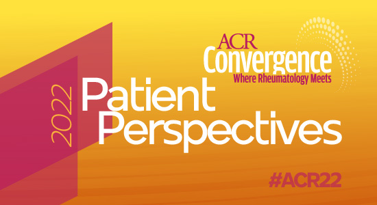 Patient Perspectives Call for Posters
