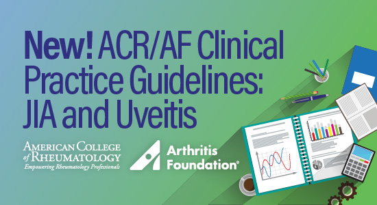 JIA and JIA-Uveitis clinical practice guidelines