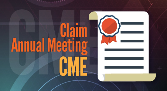 ACR/ARHP Annual Meeting claim CME