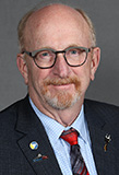 V. Michael Holers, MD American College of Rheumatology Member-At-Large