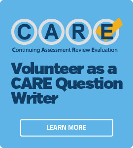 Become a CARE Question Writer