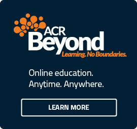 ACR Beyond On Demand and LIVE virtual meetings