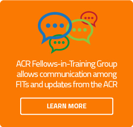 ACR Fellows in Training Online Group
