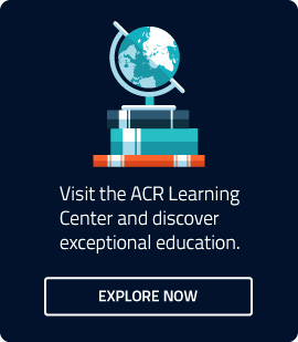 Explore the ACR Learning Center