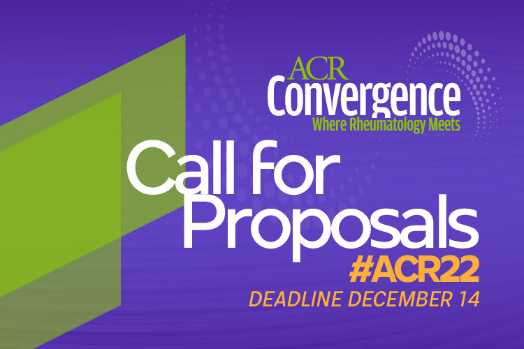 Annual Meeting Call for Proposals