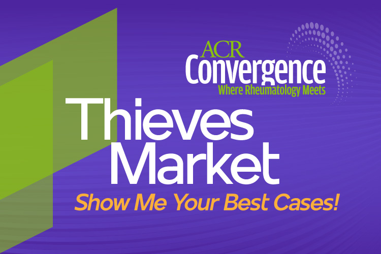 Annual Meeting Thieves' Market