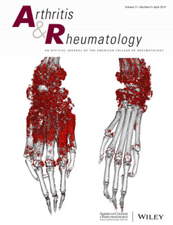 Read ACR Journal Arthritis & Rheumatology