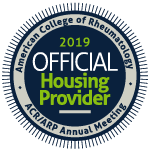 ACR official housing provider badge