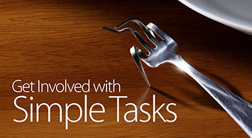 Learn how to get involved in Simple Tasks