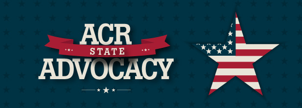 ACR state advocacy